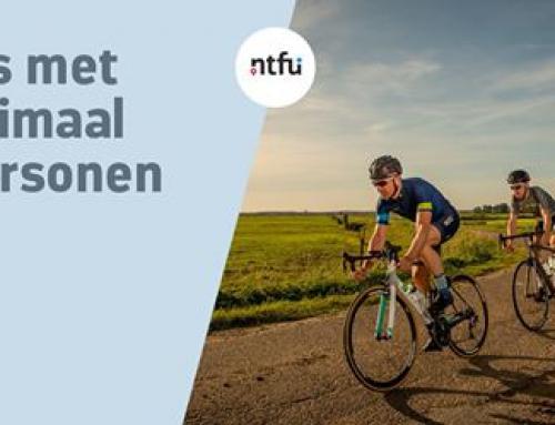 NTFU: Fiets met maximaal 4 personen
