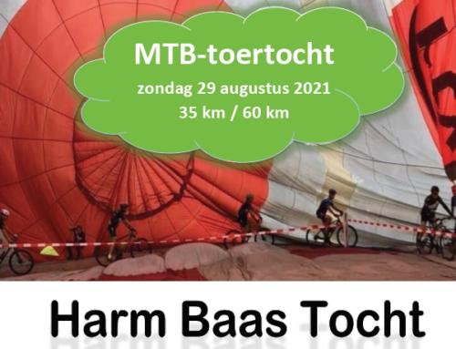 Harm Baas MTB Toertocht